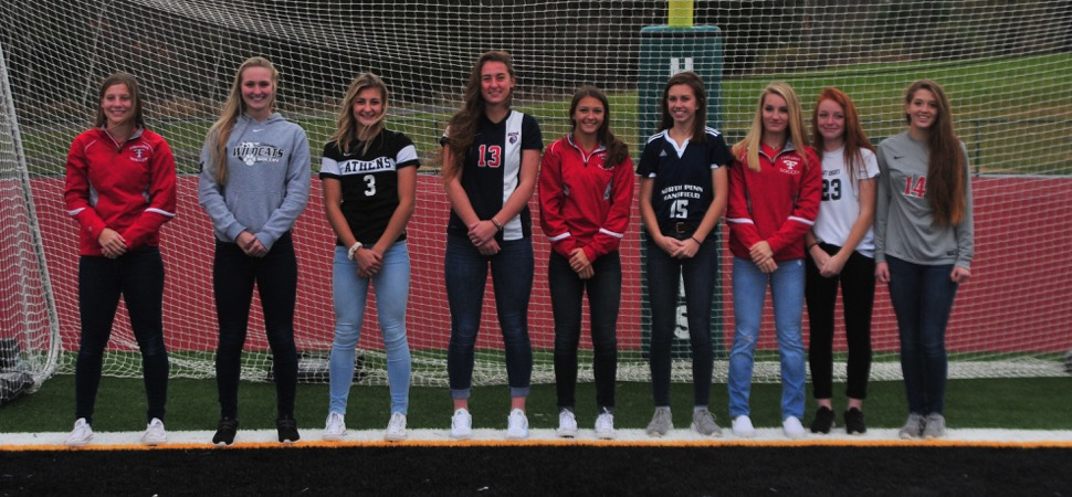 Northern Tier League Girls Soccer All-Star teams