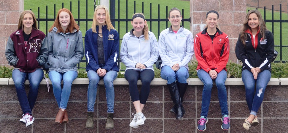 Northern Tier League Girls Cross Country All-Star teams
