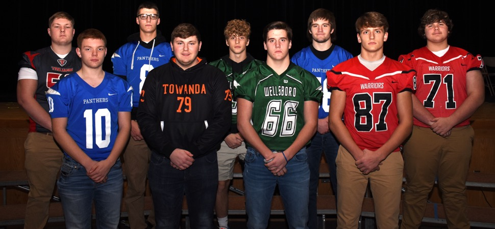 Northern Tier League Football All-Star teams