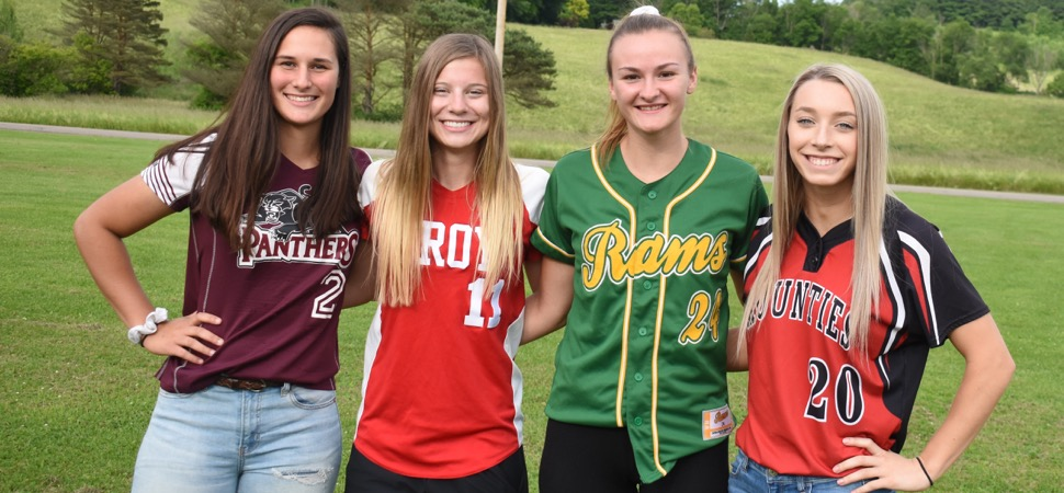Northern Tier League Softball All-Star teams