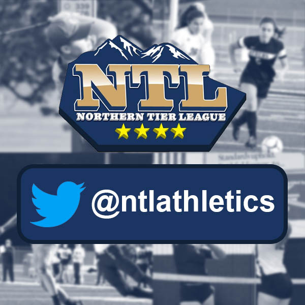 Follow the Northern Tier League on Twitter