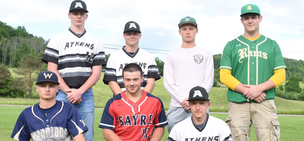 Northern Tier League Baseball All-Star teams