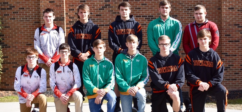 Northern Tier League Wrestling All-Star teams