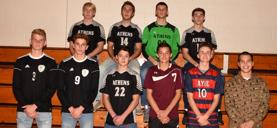 Northern Tier League Boys Soccer All-Star teams
