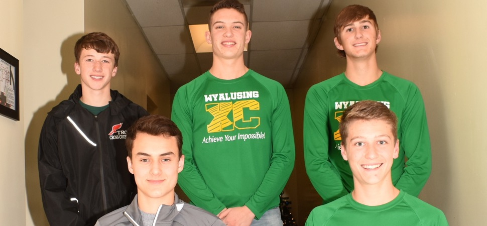 Northern Tier League Boys Cross Country All-Star teams